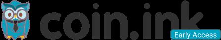 coin.ink Logo Kryptowährung Steuern Tool